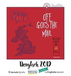 Denglisch 2019 von Korsch Verlag