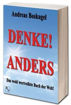DENKE! ANDERS von Boskugel,  Andreas