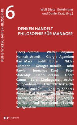 Denken handelt von Enkelmann,  Wolf Dieter, Kratz,  Daniel