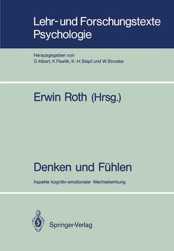 Denken und Fühlen von Roth,  Erwin