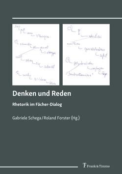 Denken und Reden von Forster,  Roland, Schega,  Gabriele
