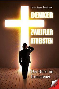 Denker Zweifler Atheisten von Ferdinand,  Hans-Jürgen