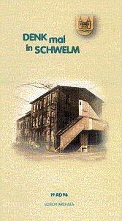 DENKmal in Schwelm von Erdmann,  Frank, Hackler,  Cornelia, Michalski,  Thomas
