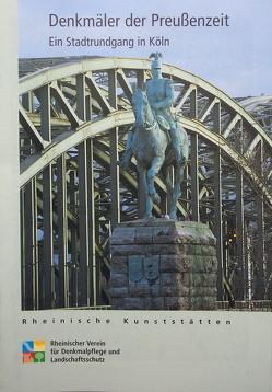 Denkmäler der Preußenzeit von Benner,  Iris