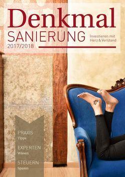 Denkmalsanierung 2017/2018 von Laible,  Johannes