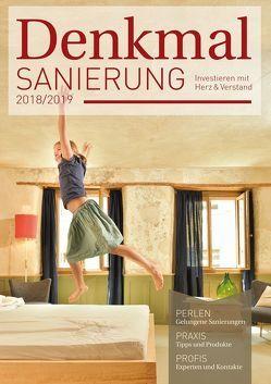 Denkmalsanierung 2018/2019 von Laible,  Johannes