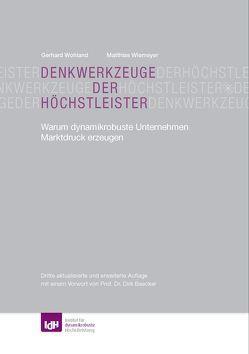 Denkwerkzeuge der Höchstleister von Baecker,  Dirk, Wiemeyer,  Matthias, Wohland,  Gerhard