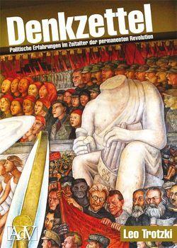 Denkzettel von Dahmer,  Helmut, Novack,  George, Trotzki,  Leo, Woods,  Alan