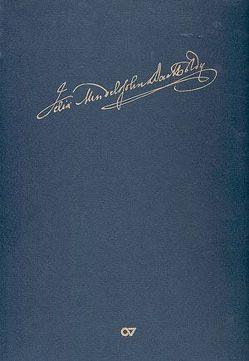 Denn er hat seinen Engeln befohlen von Mendelssohn Bartholdy,  Felix, Schmidt-Beste,  Thomas