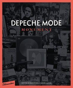 Depeche Mode : Monument von Burmeister,  Dennis, Lange,  Sascha