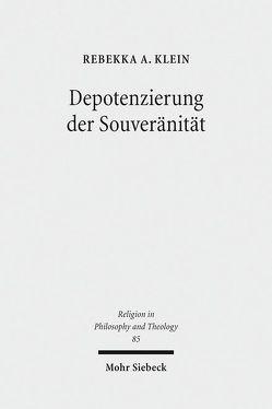 Depotenzierung der Souveränität von Klein,  Rebekka A.