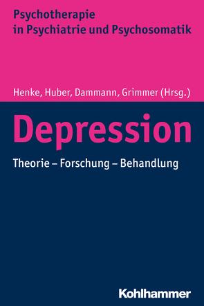 Depression von Dammann,  Gerhard, Grimmer,  Bernhard, Henke,  Claudia, Huber,  Dorothea, Sammet,  Isa