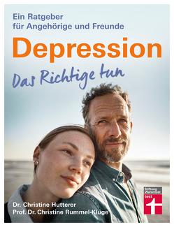 Depression. Das Richtige tun von Hutterer,  Dr. Christine