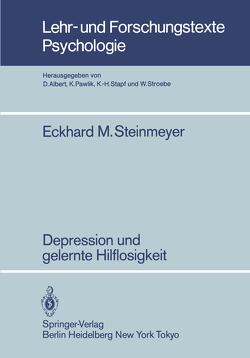 Depression und gelernte Hilflosigkeit von Steinmeyer,  E.M.