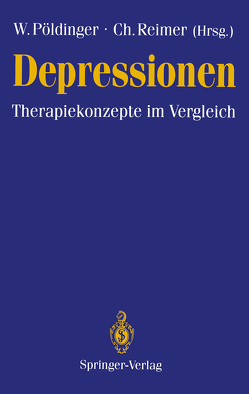 Depressionen von Pöldinger,  Walter, Reimer,  Christian