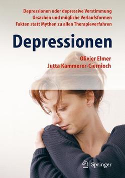 Depressionen von Elmer,  Olivier, Kammerer-Ciernioch,  Jutta
