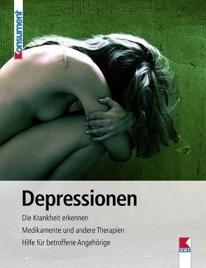 Depressionen von Müller,  Wenzel, Verein für Konsumenteninformation