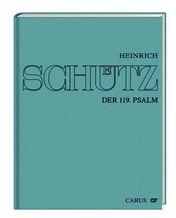 Der 119. Psalm /Schwanengesang von Breig,  Werner, Wolf,  Uwe