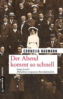 Der Abend kommt so schnell von Naumann,  Cornelia