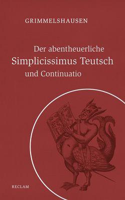 Der abentheuerliche Simplicissimus Teutsch und Continuatio von Grimmelshausen,  Hans Jacob Christoph von, Niefanger,  Dirk