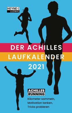 Der Achilles-Laufkalender 2021 von Achilles Running