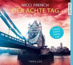 Der achte Tag von Engeln,  Nicole, French,  Nicci, Moosmüller,  Birgit