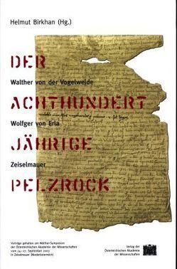 Der achthundertjährige Pelzrock von Birkhan,  Helmut