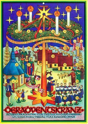 Der Adventskranz von Rudolph,  Helmut
