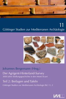 Der Agrigent-Hinterland-Survey von Bergemann,  Johannes, Blasetti Fantauzzi,  Chiara, Klug,  Rebecca Diana, Rempe,  Mario