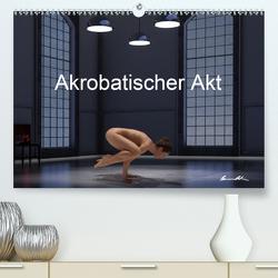 Der akrobatische Akt (Premium, hochwertiger DIN A2 Wandkalender 2020, Kunstdruck in Hochglanz) von Bradel,  Detlef