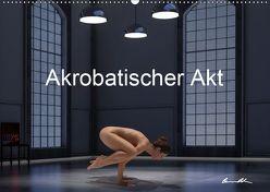 Der akrobatische Akt (Wandkalender 2019 DIN A2 quer) von Bradel,  Detlef