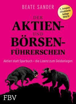 Der Aktien- und Börsenführerschein von Sander,  Beate