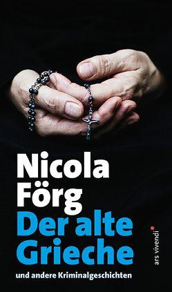 Der alte Grieche von Förg,  Nicola
