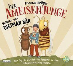 Der Ameisenjunge von Bär,  Dietmar, Krueger,  Thomas