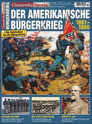 Der Amerikanische Bürgerkrieg von Krüger,  Stefan