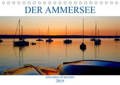 Der Ammersee (Tischkalender 2019 DIN A5 quer) von Jäger,  Anette/Thomas