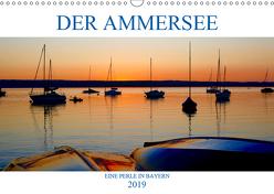Der Ammersee (Wandkalender 2019 DIN A3 quer) von Jäger,  Anette/Thomas