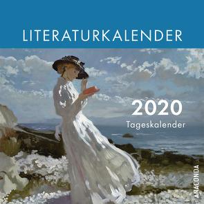 Der Anaconda Literatur-Kalender 2020 von Strümpel,  Jan