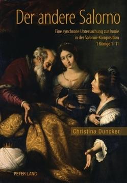 Der andere Salomo von Duncker,  Christina