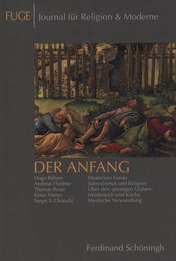 Der Anfang von Knechtges,  Martin, Schenuit,  Jörg
