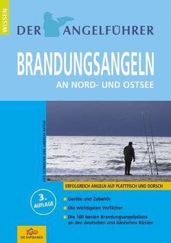 """Der Angelführer """"Brandungsangeln – Nord- und Ostsee"""" von Schroeter,  Udo"""