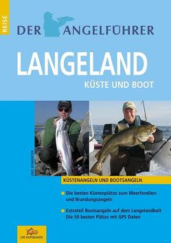 Der Angelführer Langeland von Schroeter,  Udo