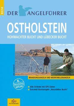 Der Angelführer Ostholstein – Hohwachter Bucht und Lübecker Bucht von Schroeter,  Udo