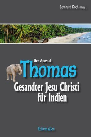 Der Apostel Thomas von Koch,  Bernhard