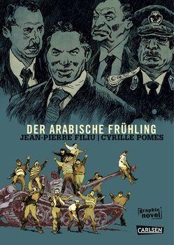 Der arabische Frühling von Filiu,  Jean-Pierre, Pomès,  Cyrille, Sachse,  Harald