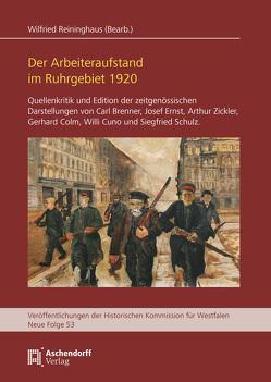 Der Arbeiteraufstand im Ruhrgebiet 1920 von Reininghaus,  Wilfried