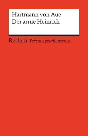 Der arme Heinrich von Busch,  Nathanael, Hartmann von Aue
