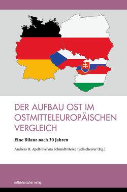 Der Aufbau Ost im Ostmitteleuropäischen Vergleich von Apelt,  Andreas H, Schmidt,  Evelyna, Tuchscheerer,  Heike