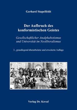 Der Aufbruch des konformistischen Geistes von Stapelfeldt,  Gerhard