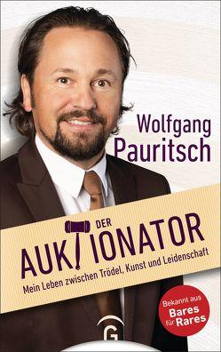 Der Auktionator von Pauritsch,  Wolfgang
